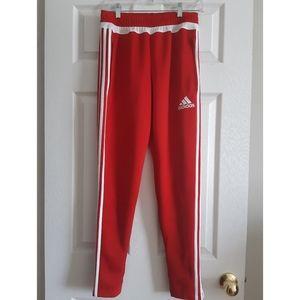 Adidas climacool sweatpants slim small